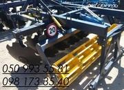 АГД 2, 1Н-дисковая борона от завода Агрореммаш.